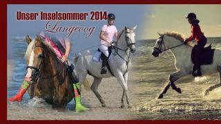Unser Inselsommer - Langeoog mit Pferden
